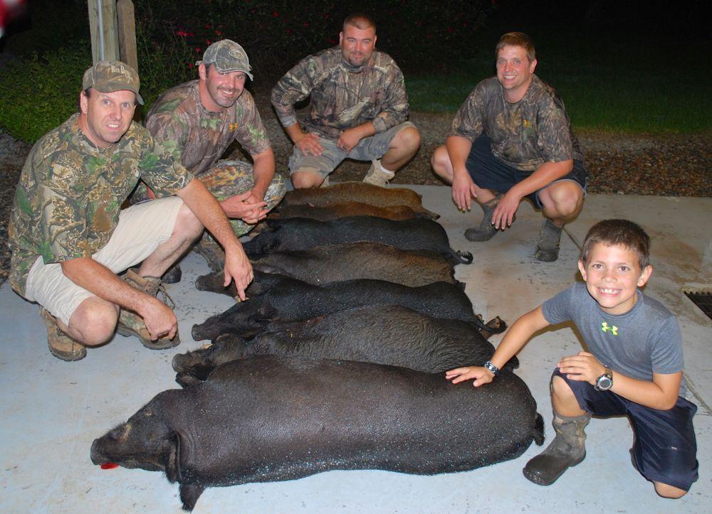Big hog night 2