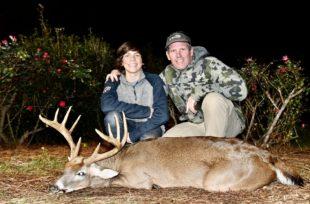 Latham Boone big buck