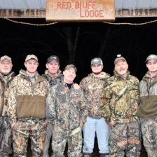 Family Hog Hunt
