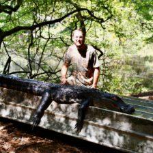 Mike Green Alligator