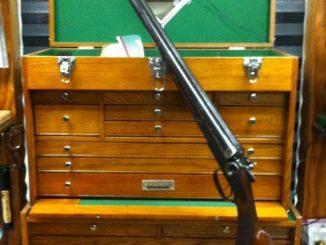 Red bluff lodge gunsmith shop
