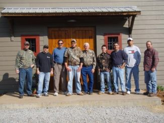 Red bluff lodge hunting group