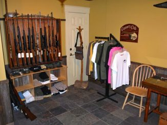 Red bluff lodge sports shop 01